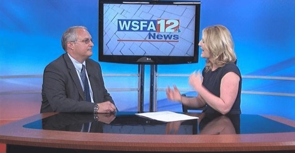 WSFA 12 talk segment