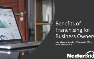 Franchising advantages when starting a business