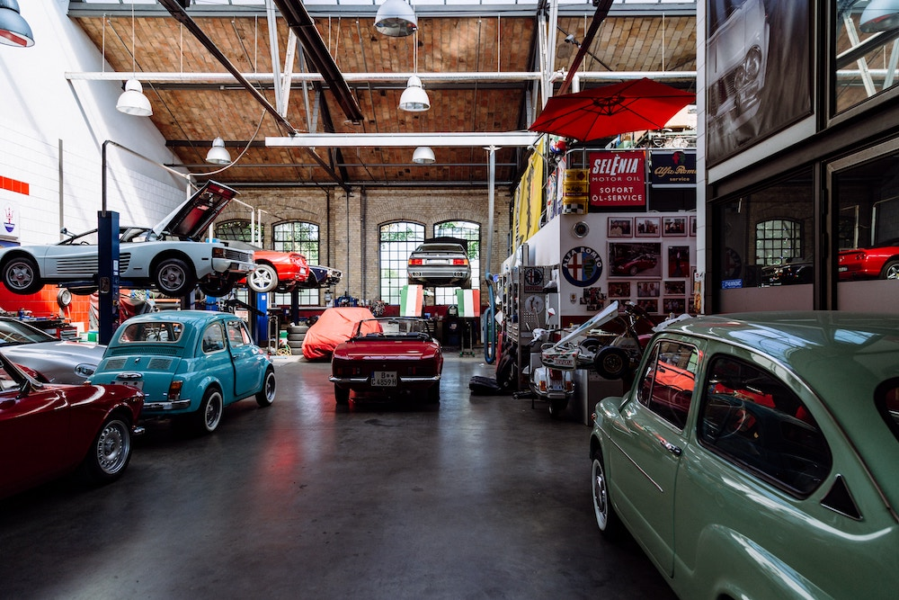 garages make a great franchise opportunity